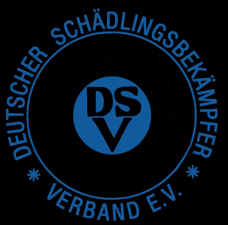 Wir sind Mitgleid im Deutschem Schädlingsbekämpfer Verband e.V.
