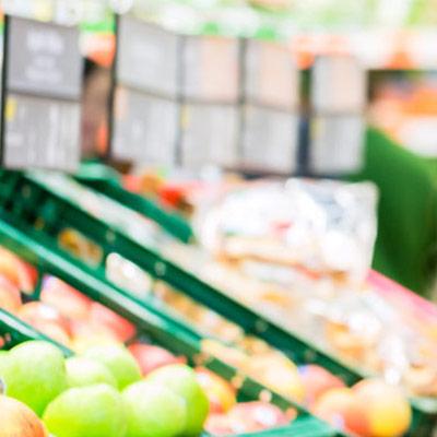 Lebensmittel- Groß- und Einzelhandel